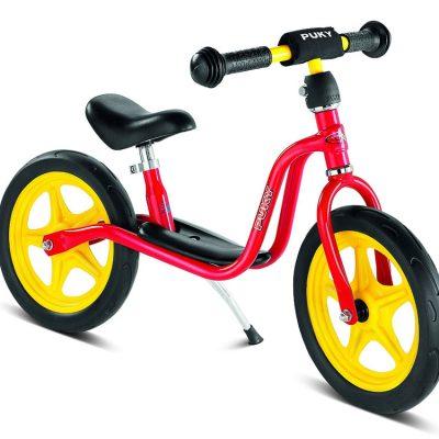 Puky Løbecykel LR 1 Rød 3+, løbecykel fra puky