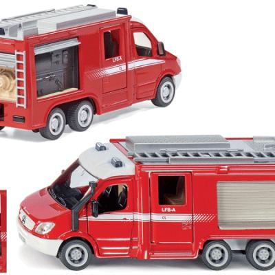 Siku 2113 Brandbil, legetøjs biler til børn fra siku
