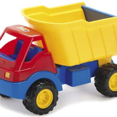 DANTOY Lastbil, sandlegetøj fra dantoy