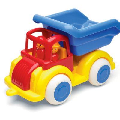 Viking Toys Skraldebil, legetøjs bil