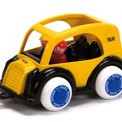 Viking Toys Taxi, babylegetøj