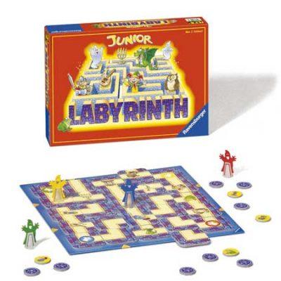 Labyrinth brætspil, spil til børn