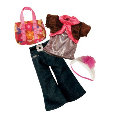 Groovy Fashion Jaunty Jeans, dukketøj til groovy girls