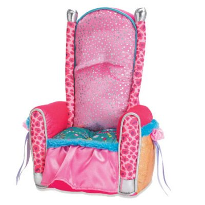Groovy Furniture Royal Splendor Throne, tilbehør til groovy girls