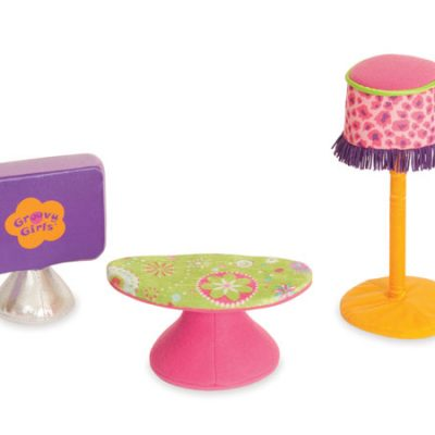 Groovy Furniture Darling Decor Accessory Set