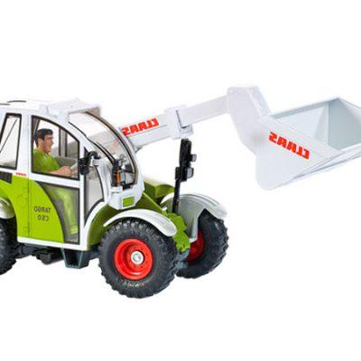 Siku 4851 Claas Targo, legetøjs biler til børn fra siku
