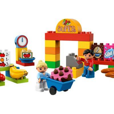LEGO DUPLO Supermarked, altod gode tilbud på legetøj til børn, stort udvalg af lego