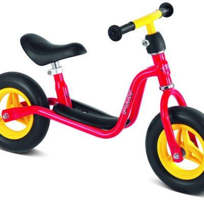 Puky Løbecykel LR M Rød 2+, løbecykel fra puky