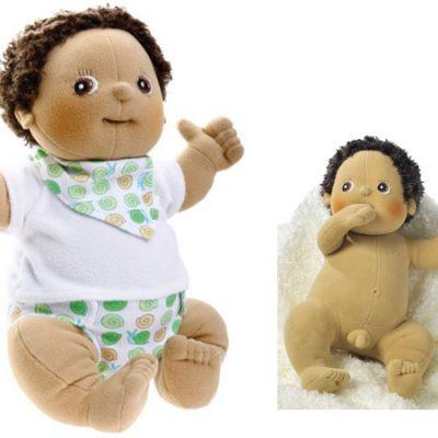 Rubens Baby dukke Max, dukker og tilbehør, rubens dukker