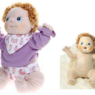 Rubens Baby dukke Emma, Rubens barn, Dukker til børn