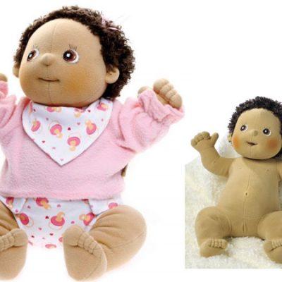 Rubens Baby dukke Molly, dukker og tilbehør, rubens barn