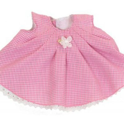 Rubens Baby Kjole pink, rubens barn
