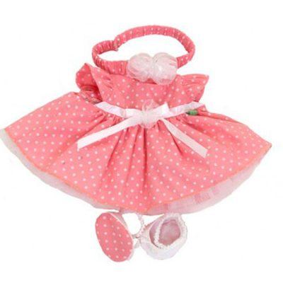 Rubens Baby Kjole lyserød
