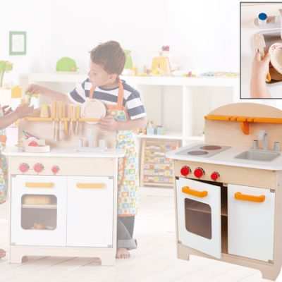 Hape Gourmet legekøkken hvid