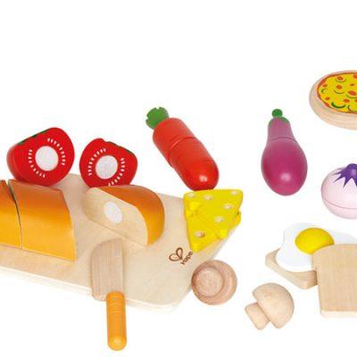 Hape Kokkens valg, legemad til børn, altid gode tilbud på legetøj