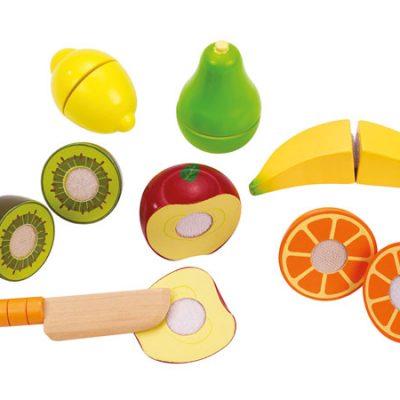 Hape Frugt, legemad til børn fra hape