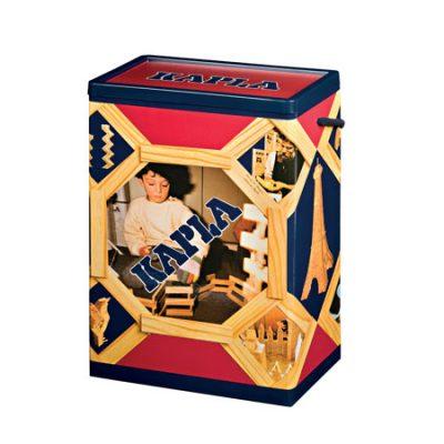 KAPLA sæt 200 stk, Kvalitets trælegetøj, gode tilbud på legetøj