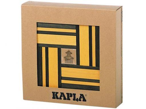 KAPLA sæt gul 40 stk, Kvalitets legetøj til børn, Gode tilbud på legetøj