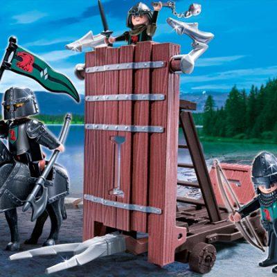 Playmobil Falkeriddernes rambuk, byggesæt og legetøj til børn