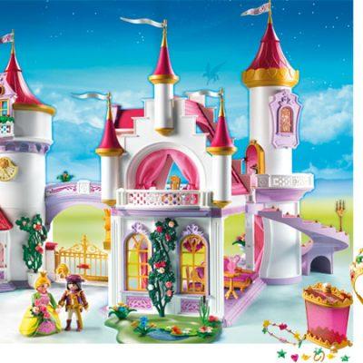 Playmobil Prinsesseslot