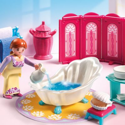 Playmobil Kongeligt badeværelse