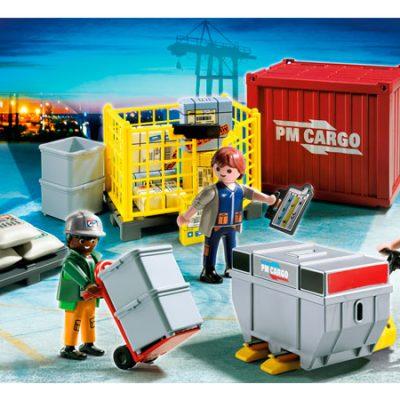 Playmobil Lastpersonale, legetøj til børn, altid gode tilbud