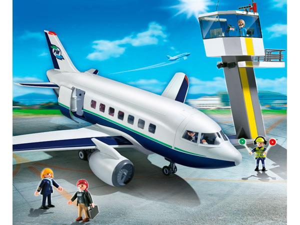 Nye Exceptionel Playmobil Flyvemaskine FV78 | Congregationshiratshalom DO-57