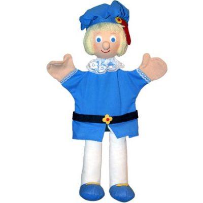 Trullala Hånddukke Prins, dukker til børn