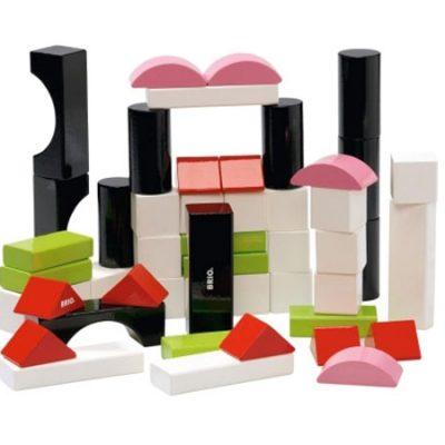 BRIO Byggeklodser i farver, altid gode tilbud på legetøj