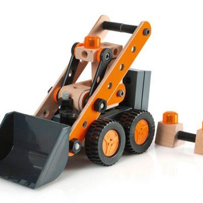 BRIO Builder Bobcat
