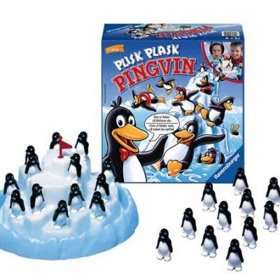 Ravensburger Plask Plask Pingvin