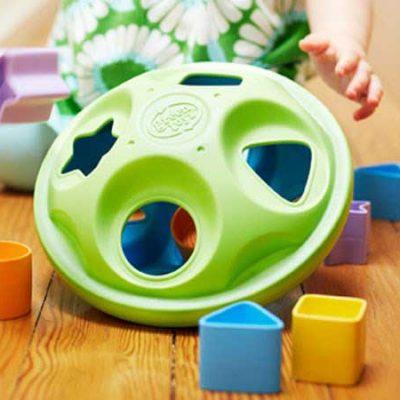 Green Toys Puttekasse