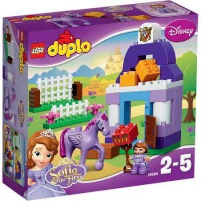 LEGO DUPLO Sofia den Første - de Kongelige Stalde, stort udvalg af lego, altid gode tilbud på legetøj til børn