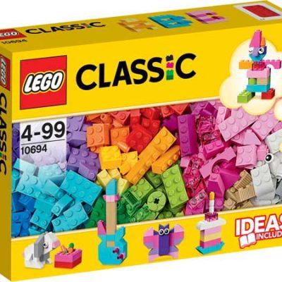 LEGO Classic Kreativt Tilbehør - lyse farver, stort udvalg af lego, altid gode tilbud på legetøj til børn
