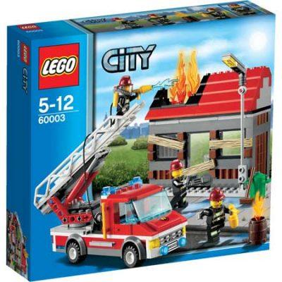 LEGO City Udrykning til brand