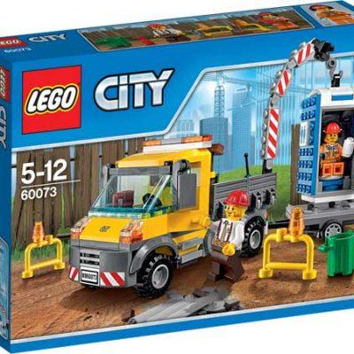 LEGO City Servicevogn