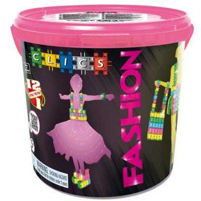 Clics Glitter Fashion 311 stk, byggesæt til børn, altid gode tilbud på legetøj