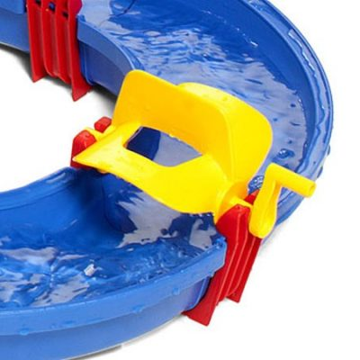 Aquaplay Mølle, vandlegetøj til børn