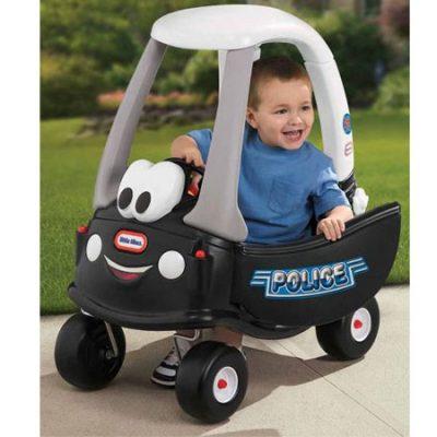 Little Tikes Politibil, gåbil til børn, gåvogn, altid gode tilbud på legetøj