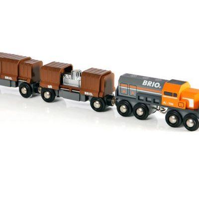 BRIO Godsvogn togsæt