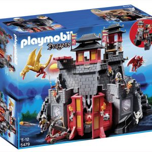 Playmobil Stort Asiatisk Drageslot