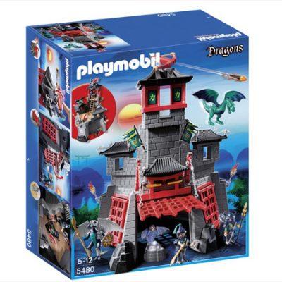 Playmobil Hemmeligt dragefort