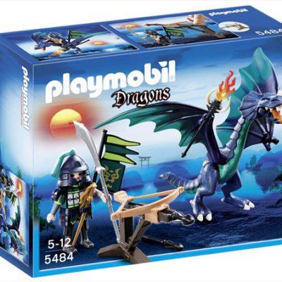 Playmobil Skjolddrage, playmobil til børn