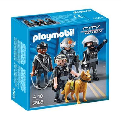 Playmobil SWAT indsatshold