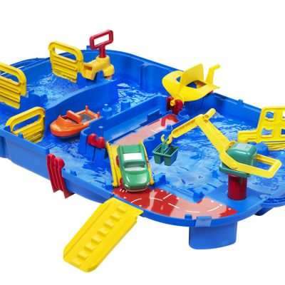 Aquaplay Lockbox bærbar, vabdleg, vandlegetæj hos abeleg.dk
