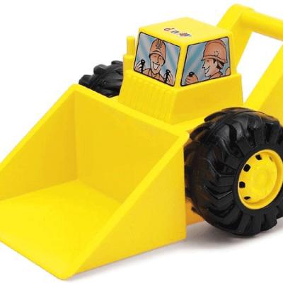 DANTOY Bulldozer, udelegetøj