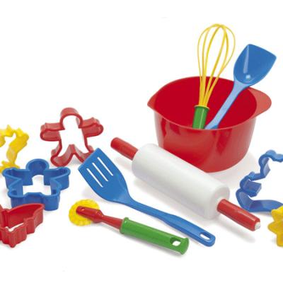 DANTOY Bagesæt 12 dele, legetøj fra dantoy