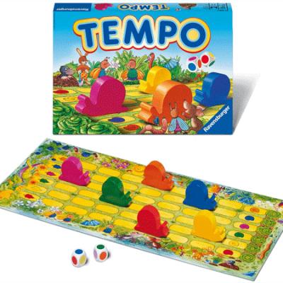 MH138015-Tempo Tempo snegl
