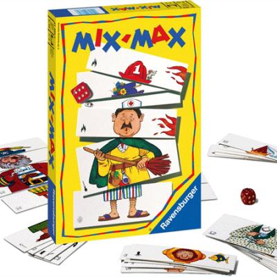 Mix Max, spil til børn