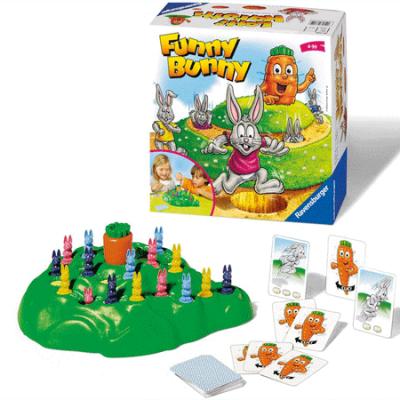 Funny Bunny, spil til børn